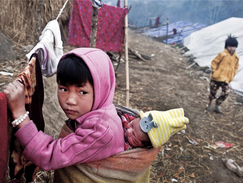 Myanmar's Kachin Refugees told to go Home Despite Conflict