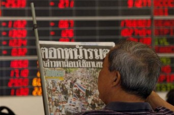 Months of political turmoil have paralysed Thailand, leaving its central bank as the mainstay of economic support.