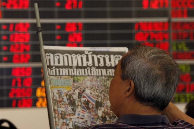 Thailand Central Bank holds Benchmark Rate Steady
