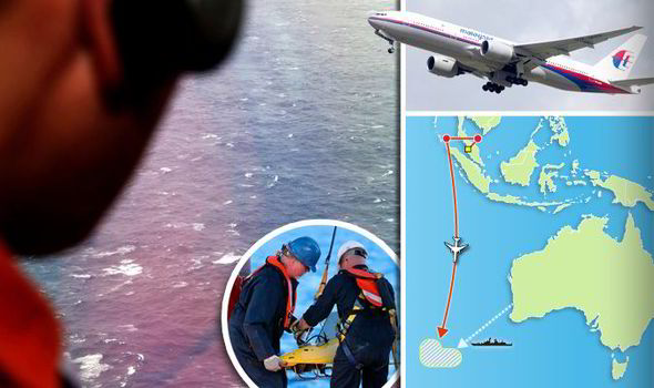 MH370 A ping locator has been deployed in an attempt to find the plane's black box