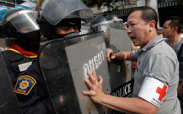 Thailand's Fight over who Should Rule