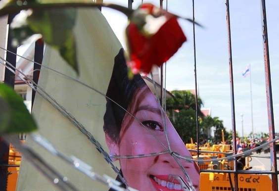 Thailand's Widening Political Divide, Red Shirts Head for Bangkok