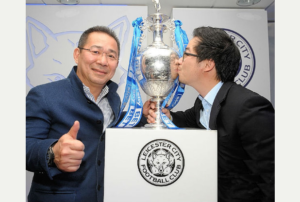 Leicester City's Thai Owners Fly Team to Thailand for a Week of Relaxation and Civic Functions