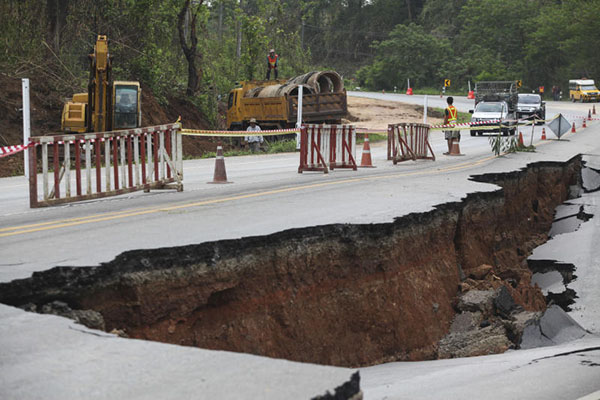 100 Million Baht Allocated to Repair Earthquaker Damaged Roads in Chiang Rai