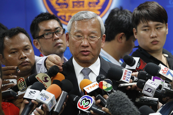 Thailand Interim Premier Insists on Elections Before Reforms