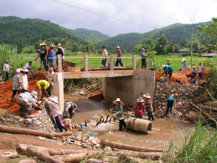 Chiang Rai's Small Bridges, Roads To Be Improved To Cope With Strong Quakes