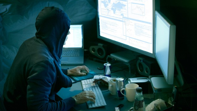 Swiss authorities say Mr Gharib and about 10 other suspects had hacked bank accounts in Switzerland