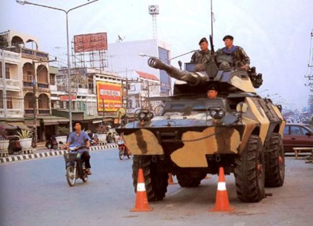 Chiang Rai's Third Army Ordered to Maintain Peace and Order