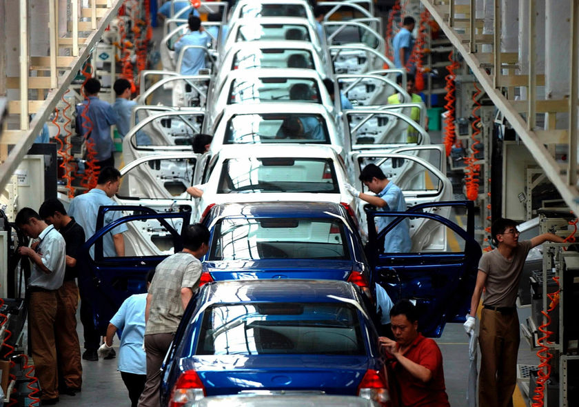"""""""It's critical, especially in the auto sector. We have seen a big lot of layoffs, about 500 to 700 staff, several times in recent months,"""" National Congress of Thai Labour President Panus Thailuan said."""