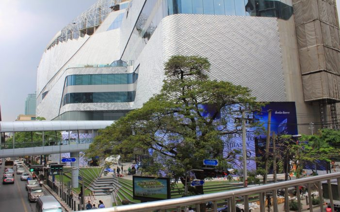 Thailand's Latest Luxury Mall Central Embassy Opens for Business