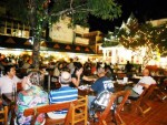 Chiangrai night market is conveniently near the centre of town, a short walk from the bus station.