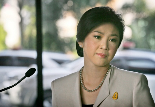 Anti-Corruption Commission Rules Yingluck Guilty of Negligence in Rice Pledging Scheme