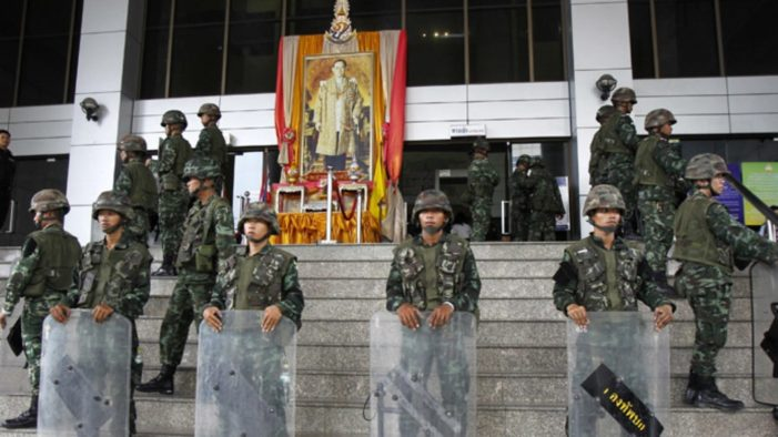 Thailand Coup Gets Royal Approval as Junta Dissolves Senate