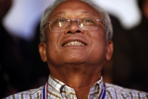 "Protest leader Suthep Thaugsuban, who has led the movement for six months, has called for a ""final push"" to install an unelected new prime minister"