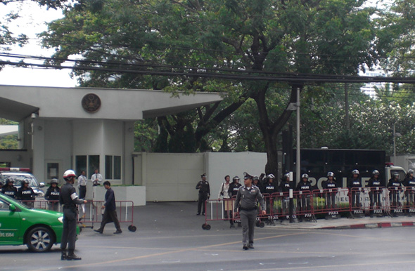 US Embassy Warns US Citizens after Martial law imposed in Thailand