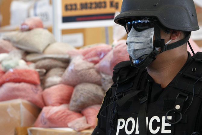 Government to Incinerate 3,000 Kilograms of Confiscated Narcotics