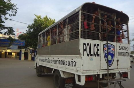 Thailand's Military Junta Deporting Thousands of Migrant Workers