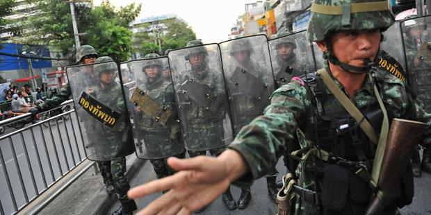 Grim Outlook for Human Rights in Thailand after a Month of Martial Law