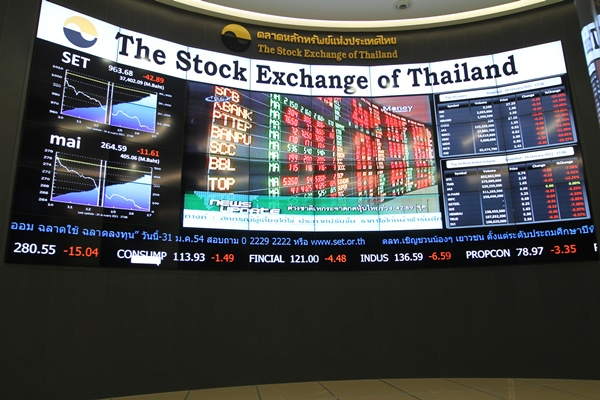 Thailand's SET Shakes off Coup with Six-Month Highs