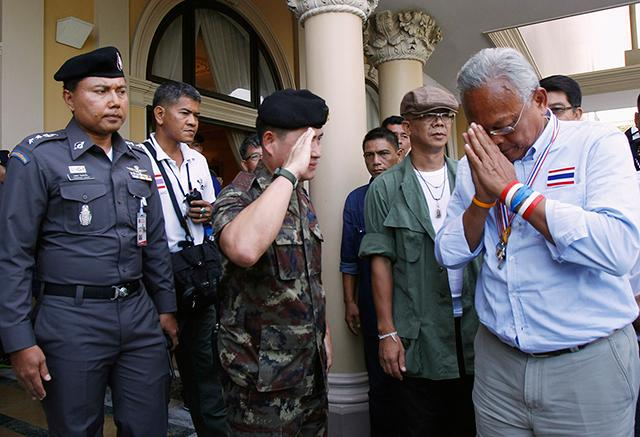 Suthep Thaugsuban Says the Thai Coup Was Planned 4 Years Ago