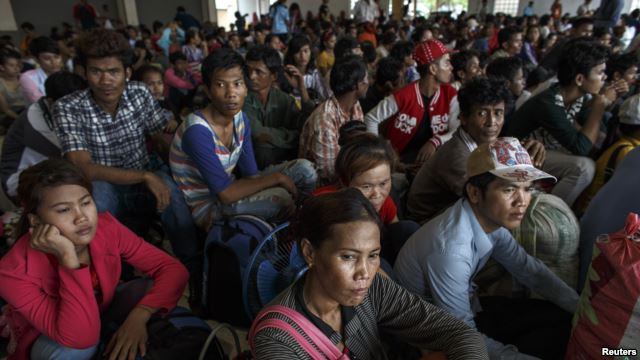 Military Defends Human Rights Record in Thailand