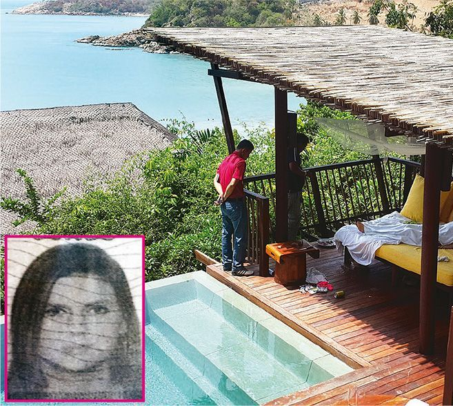 American Emily Potter 27, Found Dead at Koh Samui Resort