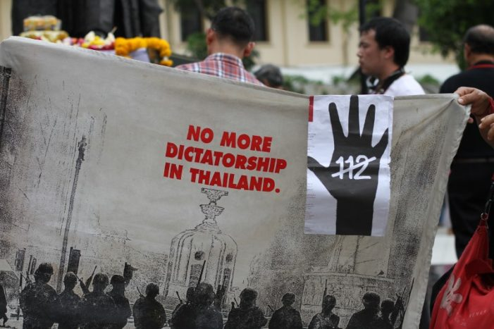 Thailand's Military Junta Uses Lese Majeste Laws to Order Arrests