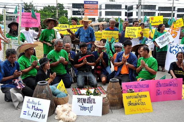 Justice for the Mekong – Thai Villagers Back to Court