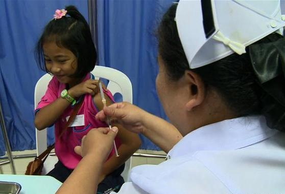 Dengue Vaccine for Children to be Available in Thailand Within Two Years