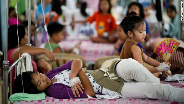 About 100 students of the school for hilltribe children in Therd Thai sub-district near the Myanmar border were sent to Mae Fah Luang, Maechan and Chiang Rai Prachanukroh hospitals from Thursday to Saturday
