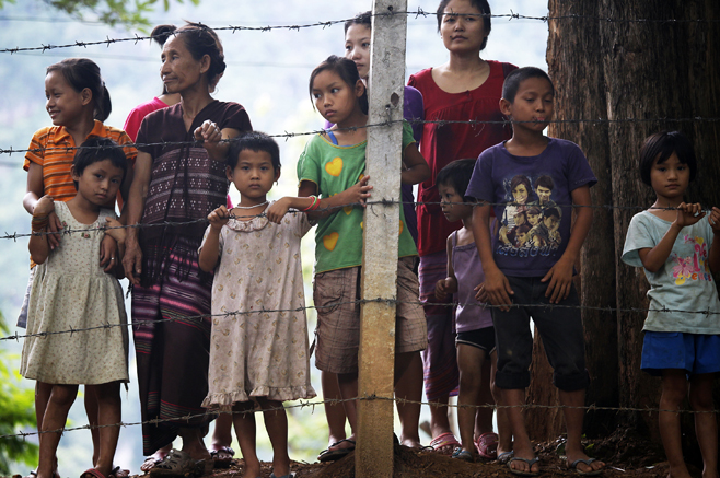 Thailand's Ministry of Foreign Affairs Clarifies Its Position On Myanmar Refugee Return