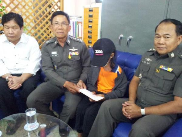 The Karen girl who was allegedly kidnapped, enslaved, tortured and scarred over half of her body by a couple in Kamphaeng Phet