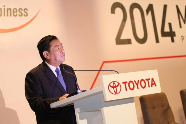 Toyota Sees Thailand Coup as Turning Point in Halting Sales Plunge