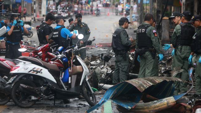 10 Year Old Girl Killed in Pattani Insurgent Bombing