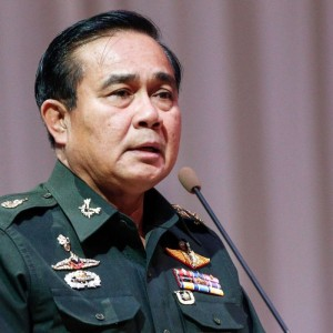 """""""There is do denying that Prayuth Chan-ocha would be the man of the day and appoint himself to be the next prime minister,"""" he said."""