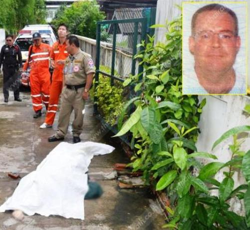 American James Christian Falls to His Death in Chiang Mai