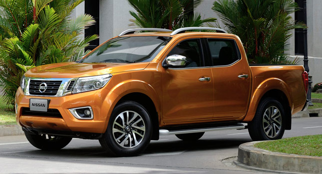 Nissan Opens 2nd Plant to Build All-New NP300 Navara Pickup in Thailand