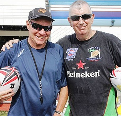 Pat Cotter the Expat who Brought Rugby to Thailand