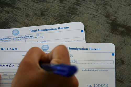 Thailand Introduces Tough New Visa Overstay Rules