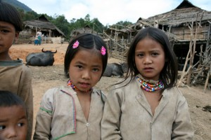 Kengtung Hill Tribes