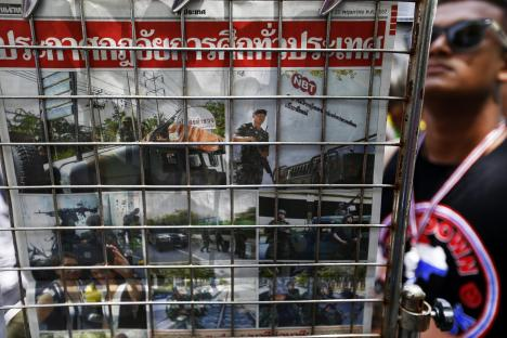 Thailand's Media Calls on Military Council to Ease Restrictions