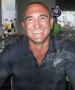 Robert Hollick, 43, was stabbed to death