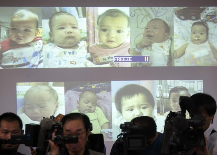 Shigeta Mitsutoki Fathers 15 Babies through 11 Surrogate Mothers in Thailand