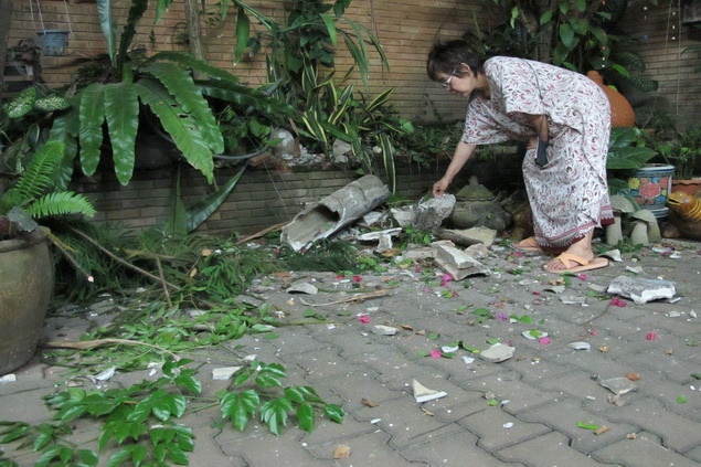 More Aftershocks Expected for Chiang Rai