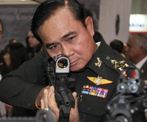 """""""As both prime minister and junta leader, General Prayuth can wield broad power without accountability,"""" said Brad Adams, Asia director at Human Rights Watch. """"This marks a dark day for human rights and the future of democracy in Thailand."""""""