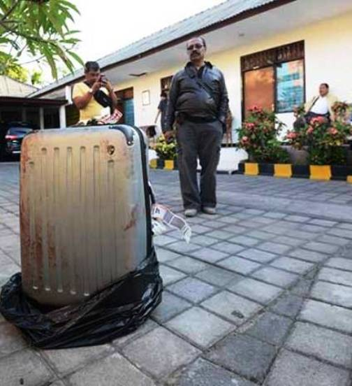 American Woman Found Dead in Suitcase at Bali Resort