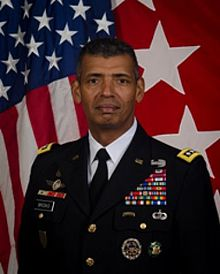 General Vincent Brooks, commanding general of the US Army Pacific