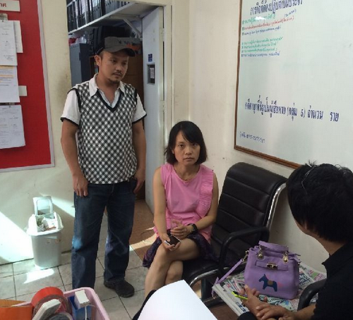 Chinese Tourist Arrested at Chiang Mai Airport for Stealing Spanish Tourist Cell Phone