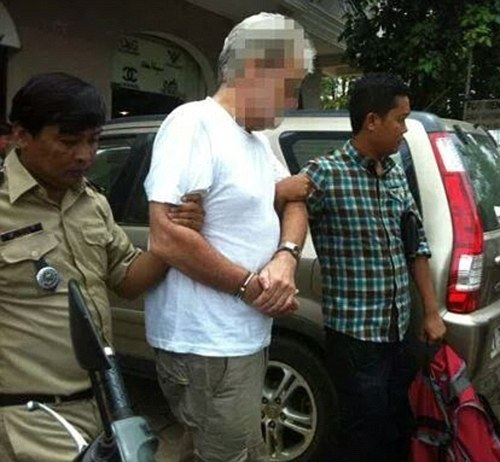 Australian Travel Agent, Trevor Lake, 65, Busted in Cambodia for Allegedly having Sex with ...