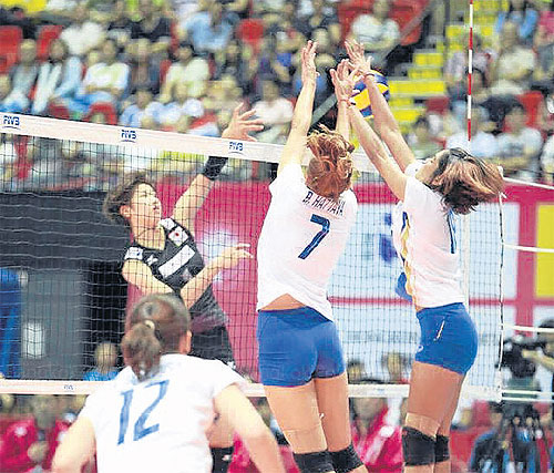 Thailand Comes up Short against Japan, Losing 3-1